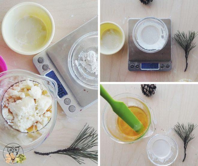 masažna ploščica recept